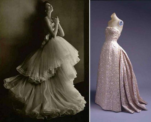Vintage Christian Dior Couture