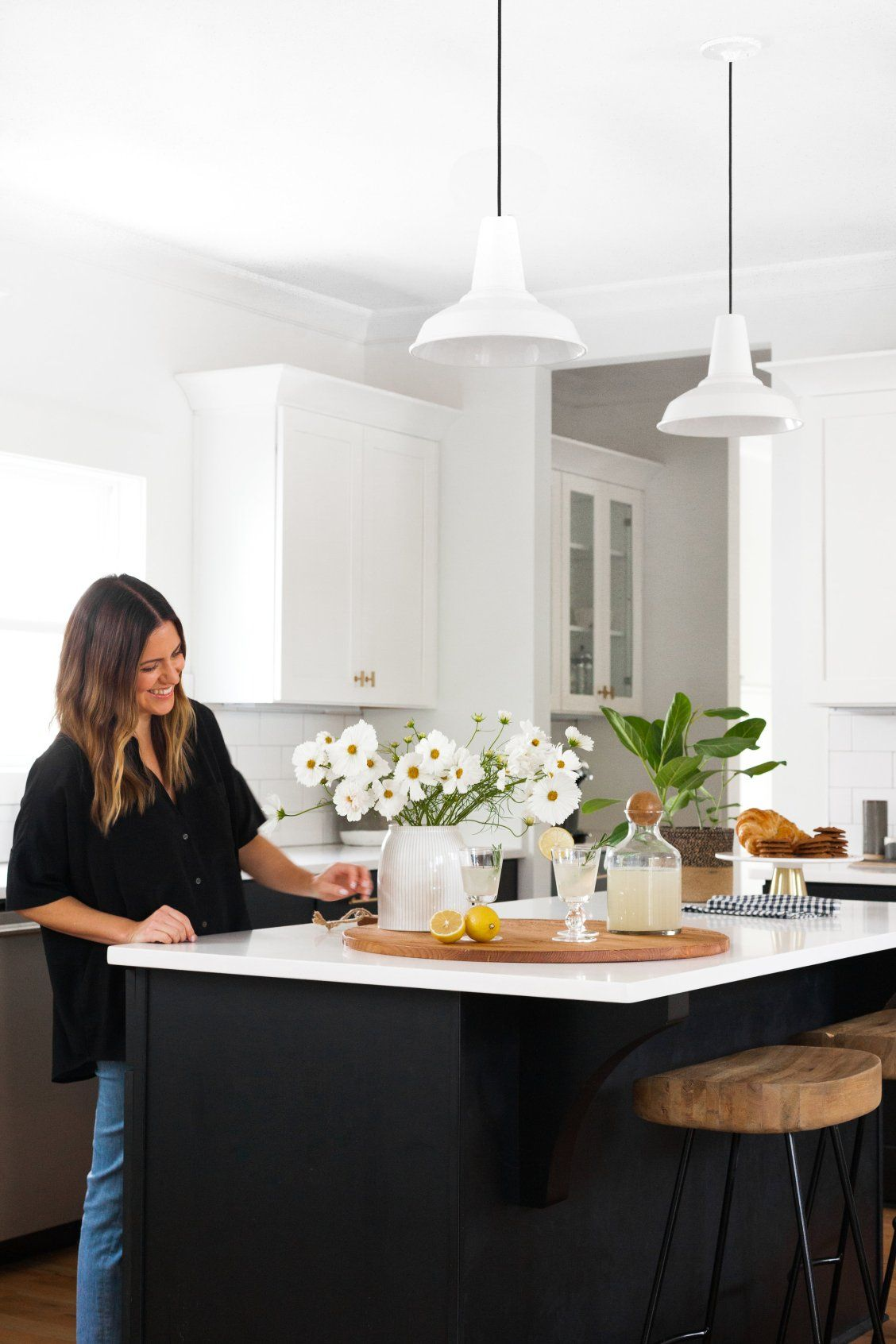 Schoolhouse Spaces: The Wendell Home | Spaces, Kitchens and House