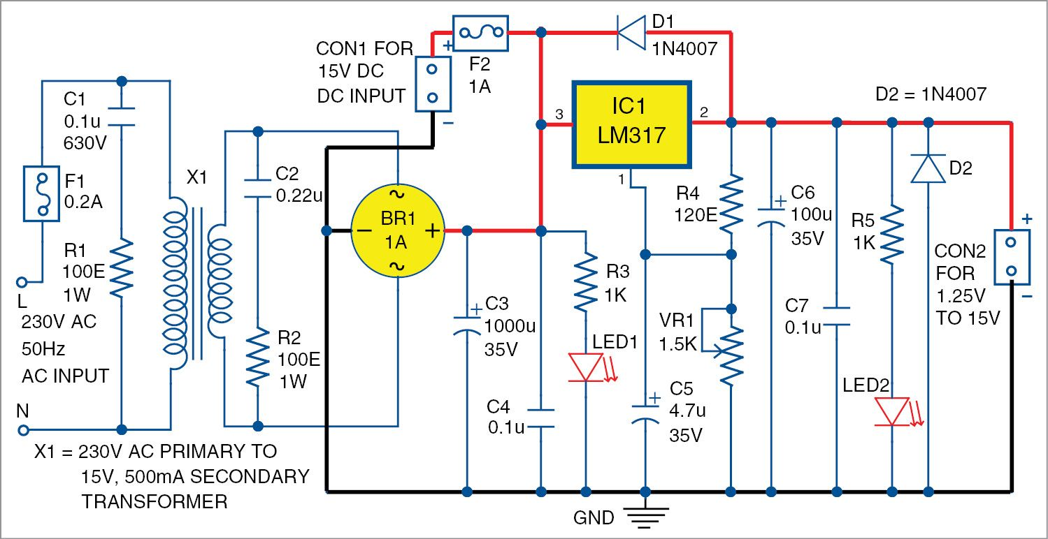 Signal Generator And Inverter Using Ne555 Timers Generators Circuit Projects