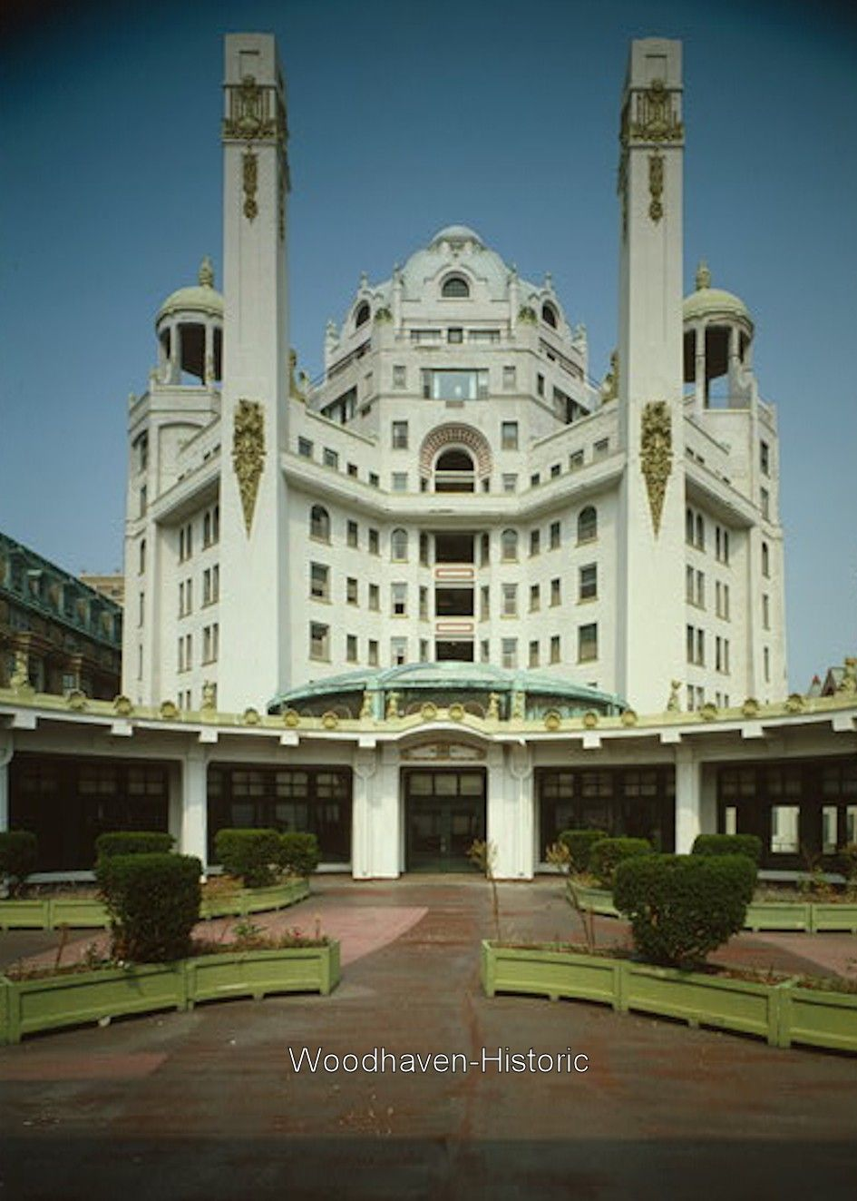 Atlantic City Historic Hotels Blenheim Hotel Atlantic City Nj Picture Photo New Jersey United Atlantic City Atlantic City Hotels Blenheim
