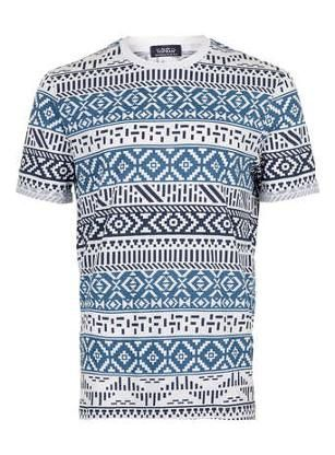 75e5e849 Tribal Print T-Shirt | Tribal!! in 2019 | Shirts, T shirt, Fashion