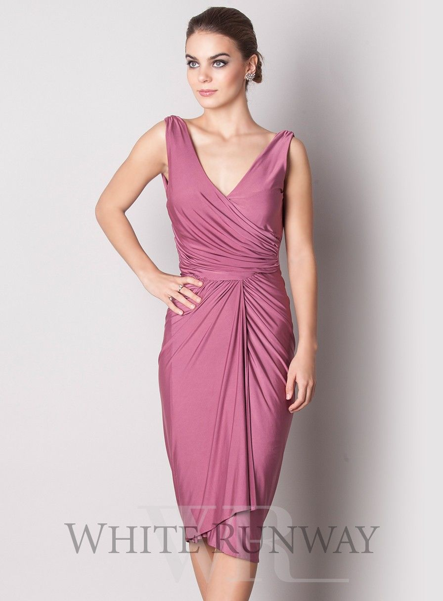 Mikaela Dress by Pia Gladys Perey | Mother of the bride dresses ...