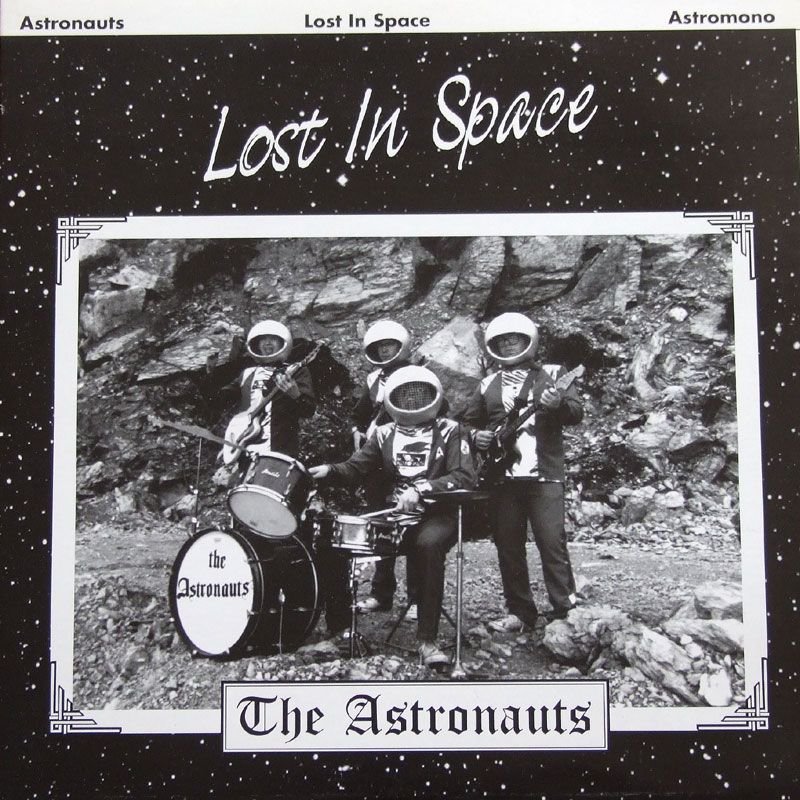 The Astronauts (german modern surf band)