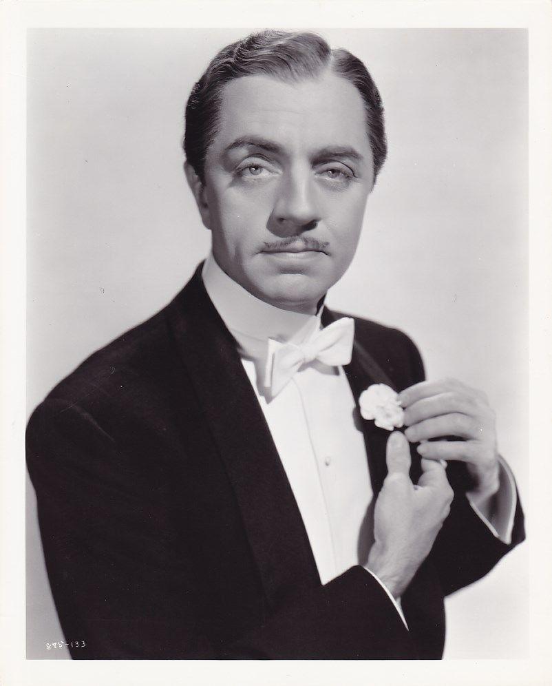 Pre-1940 1936 THE GREAT ZIEGFELD Glossy 8x10 Photo WILLIAM POWELL ...
