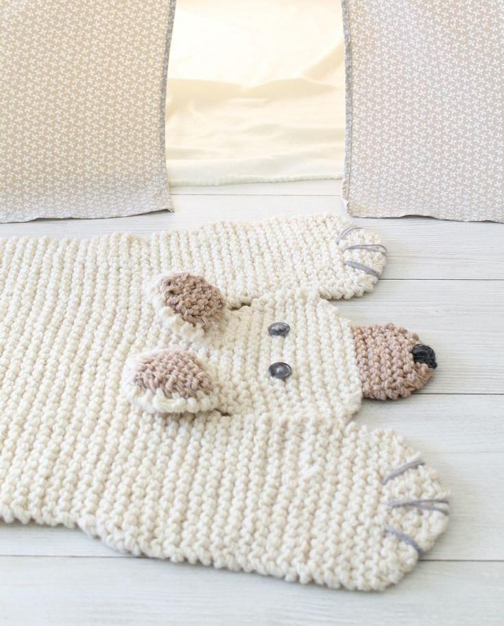 glismete Iisbaer-teppich :-) | Teppich | Pinterest | Teppiche ...