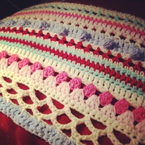 Ladybird Ladybird: Ladybird Campervan and Crochet blankets