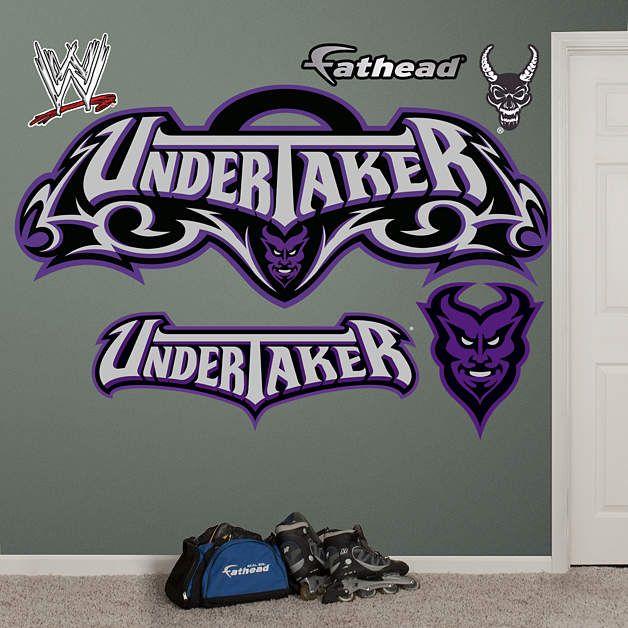 The Undertaker Wwe Wwf Wrestling Mma Decorative Stickers Decals