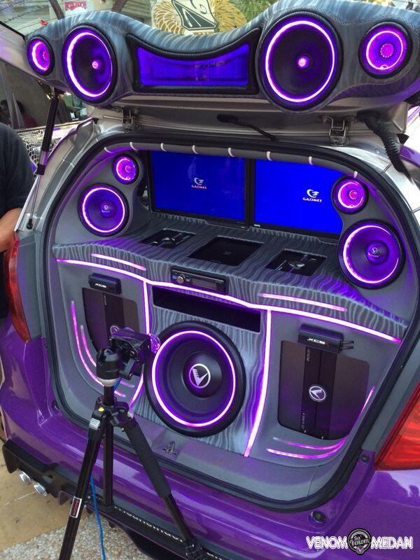 Venom Indonesia Car Audio Installation Car Audio Car Audio Systems