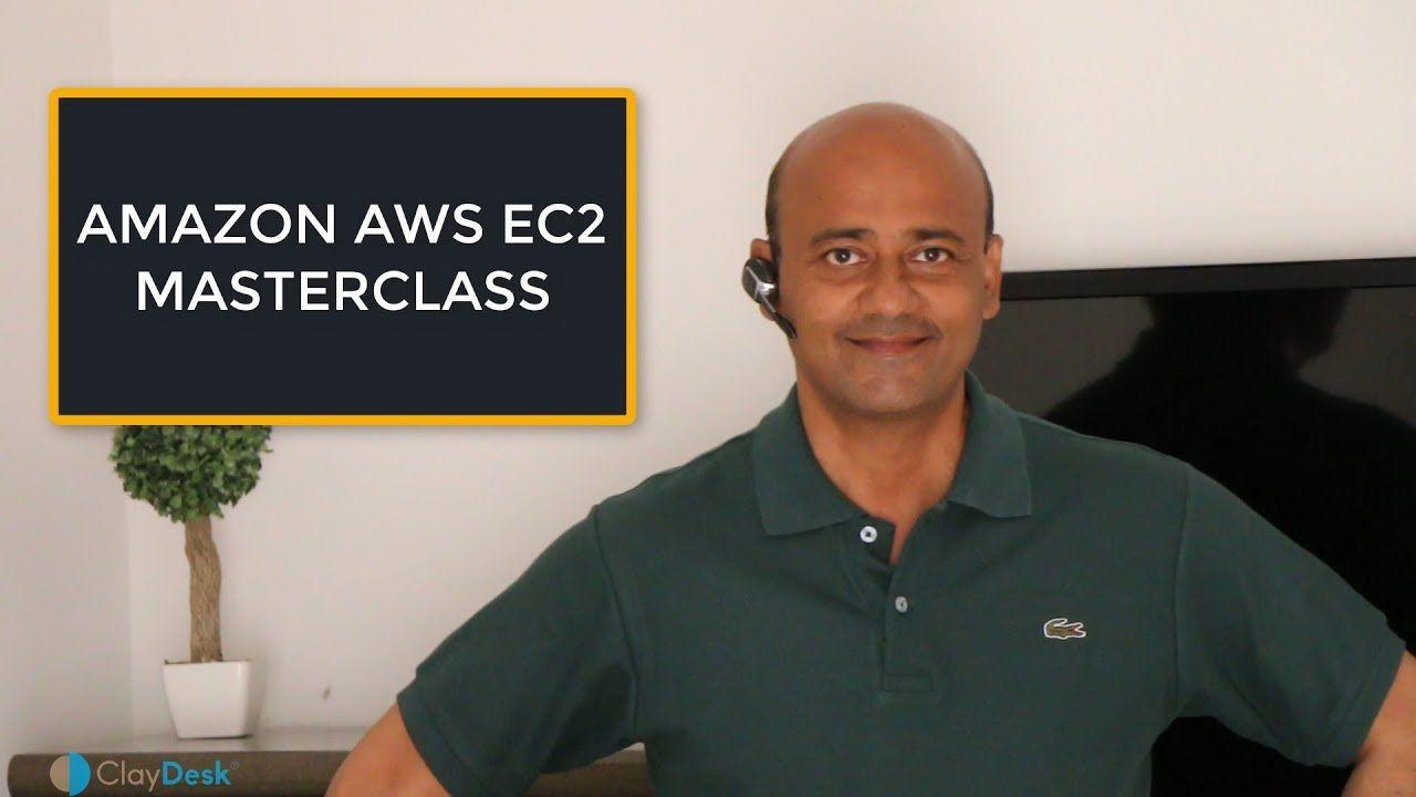 Amazon EC2 Masterclass Promo Master class, Create online