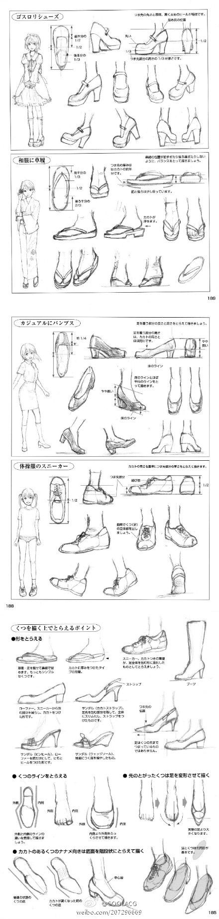 ,how To Draw Manga Shoes, Footwear, People