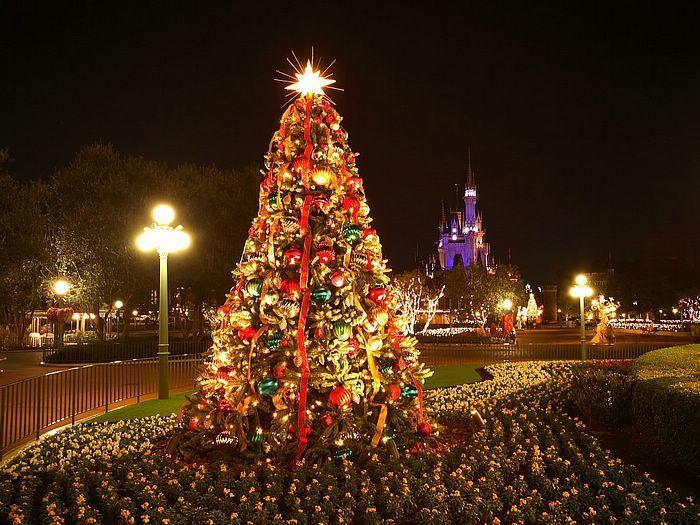 kush blog disneyland christmas - Disneyland Christmas Decorations