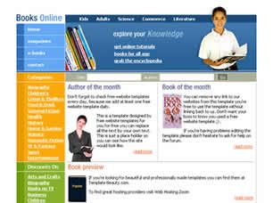 Website Templates Free Css. download free css templates free ...