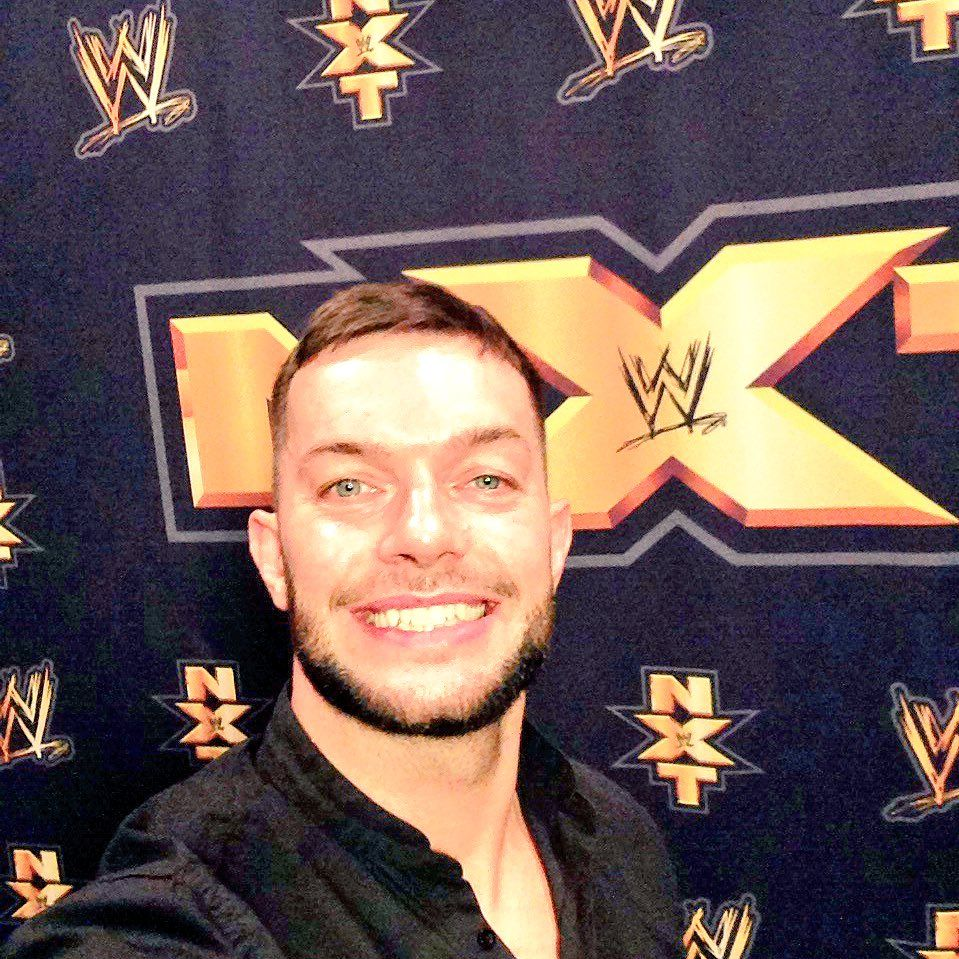 """Finn BálorさんはTwitterを使っています: """"Relationship Status: In a relationship with @WWENXT  https://t.co/kG5Q8jOhR4"""""""