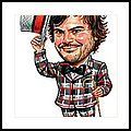 Jack Black Framed Print by Art