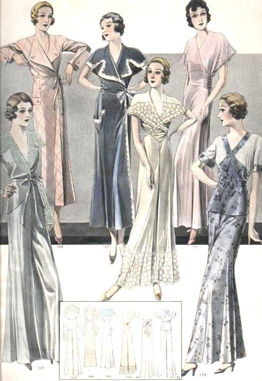 1930\'s | RN - sistema moda - Anni trenta | Pinterest | Häkeln