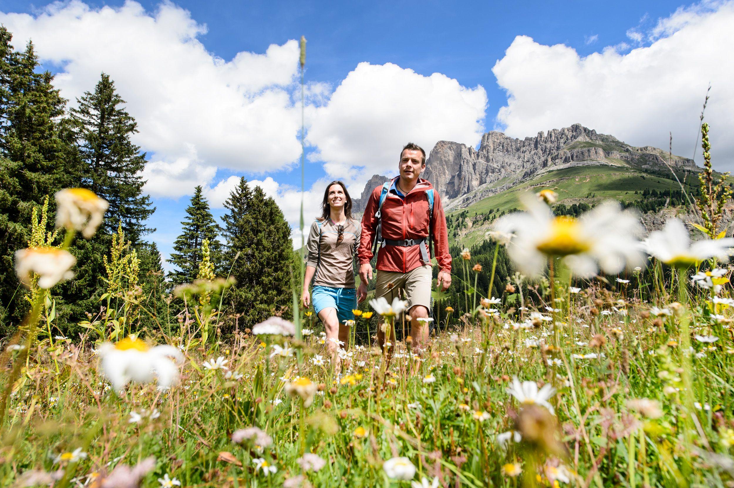 Wandern im Herz der Dolomiten