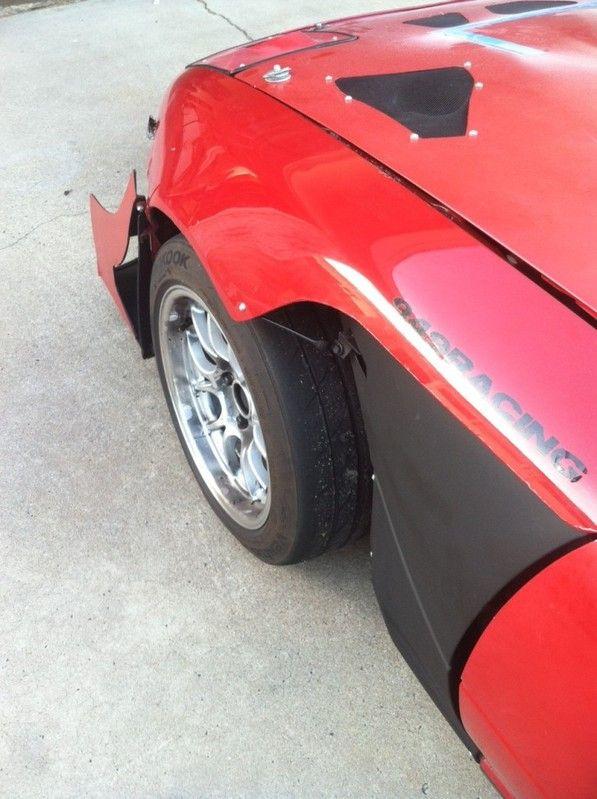 Managing heat with a flat underbody - Page 2 - Miata Turbo Forum