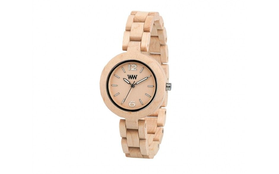 Mimosa Veige Watch by WeWOOD | dmg jewelry | Wooden watch