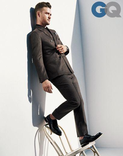 Justin Timberlake 2014 Photoshoot