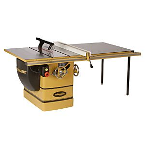 Pm3000 14 table saw 75hp 3ph with 50 accu fence system the pm3000 14 table saw 75hp 3ph with 50 accu fence greentooth Choice Image
