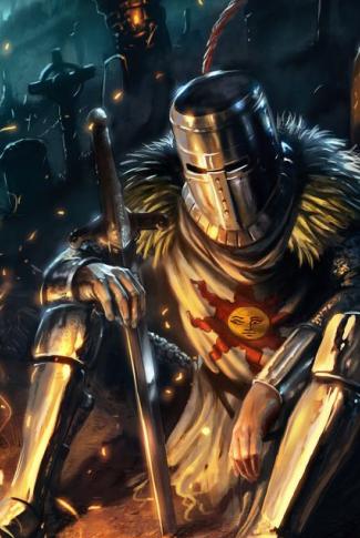 Download Dark Souls Solaire Of Astora Wallpaper Dark Souls Solaire Dark Souls Dark Souls Wallpaper