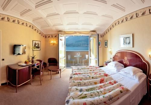 The Grand Hotel Villa Serbelloni - Bellagio - Room Classic