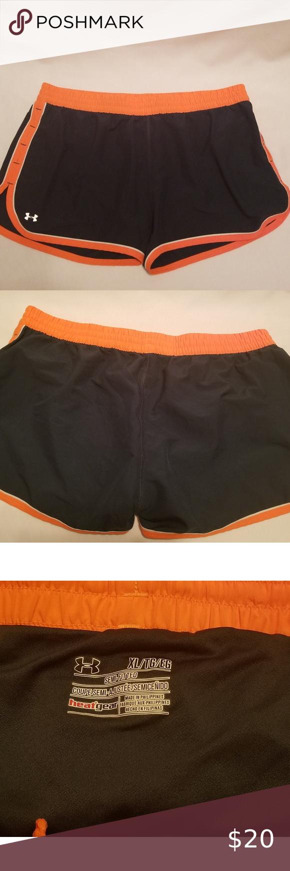 Under Armour Semi Fitted Heatgear Running Shorts Clothes Design Fashion Fashion Design