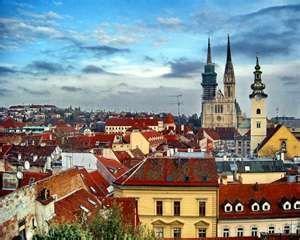 Zagreb Yugoslavia Now Croatia Zagreb Croatia Zagreb Croatia