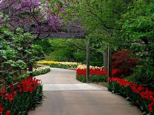 Botanica - the Wichita Gardens | Kansas | Pinterest