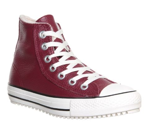 Converse Sneakers Ctas Winter Oxheart Shearling
