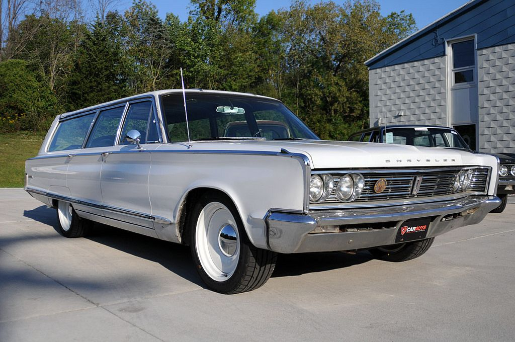 Ever think a station wagon isn't cool, well think again! Station wagons are hot right now, and manly because people are making them cool. We helped this 66 Chrysler Town & Country wagon g…