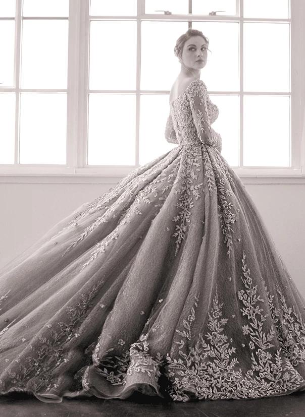 Abiti Da Sposa Ysa Makino 2018.Spring 2020 Bridal Ysa Makino Couture Wedding Gowns Gowns