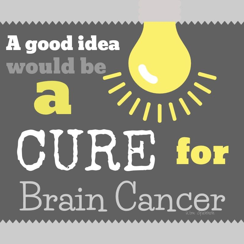 Brain Cancer/Tumor Awareness