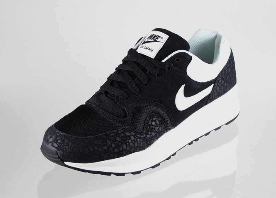 Nike Air Safari (Black / Sail - Black)
