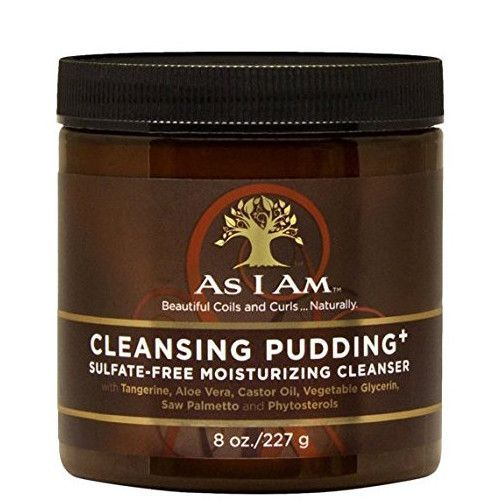 As I Am Cleansing Pudding 8 oz