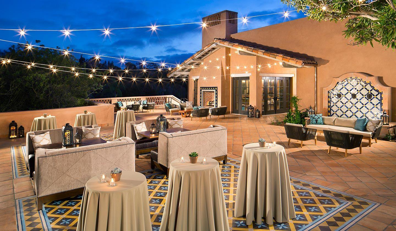 San Go Wedding Reception Venues Rancho Valencia Weddings Del Mar