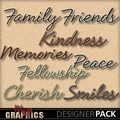 Clip Art | Home Sweet Home Wordart-(MagsGfx) | Family, Friends ...
