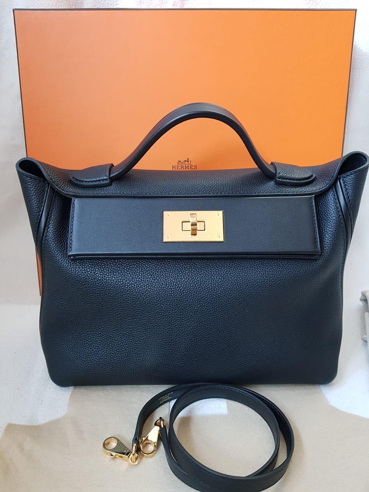 245812a52a9 ... your bag  Hermes 24 24