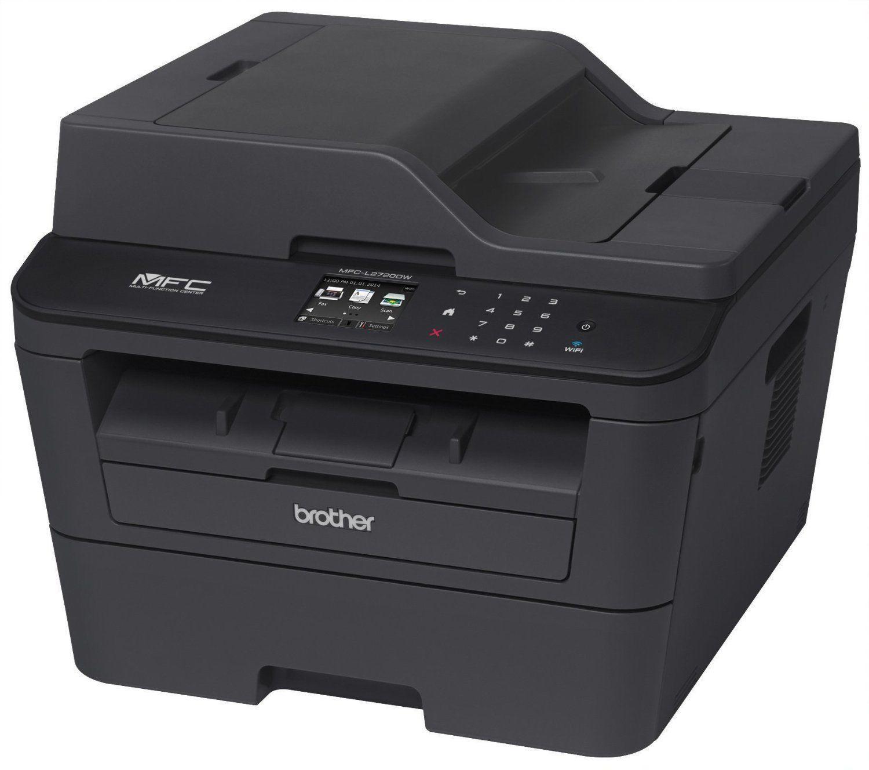 Printer Brother Mfcl2720dw Compact Laser Printer Copier Scanner Wireless Networking Laser Printer Multifunction Printer
