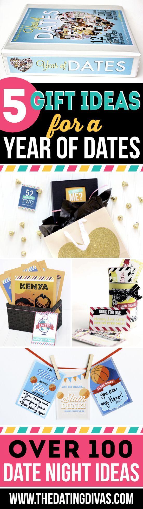 Date night gift ideas christmas