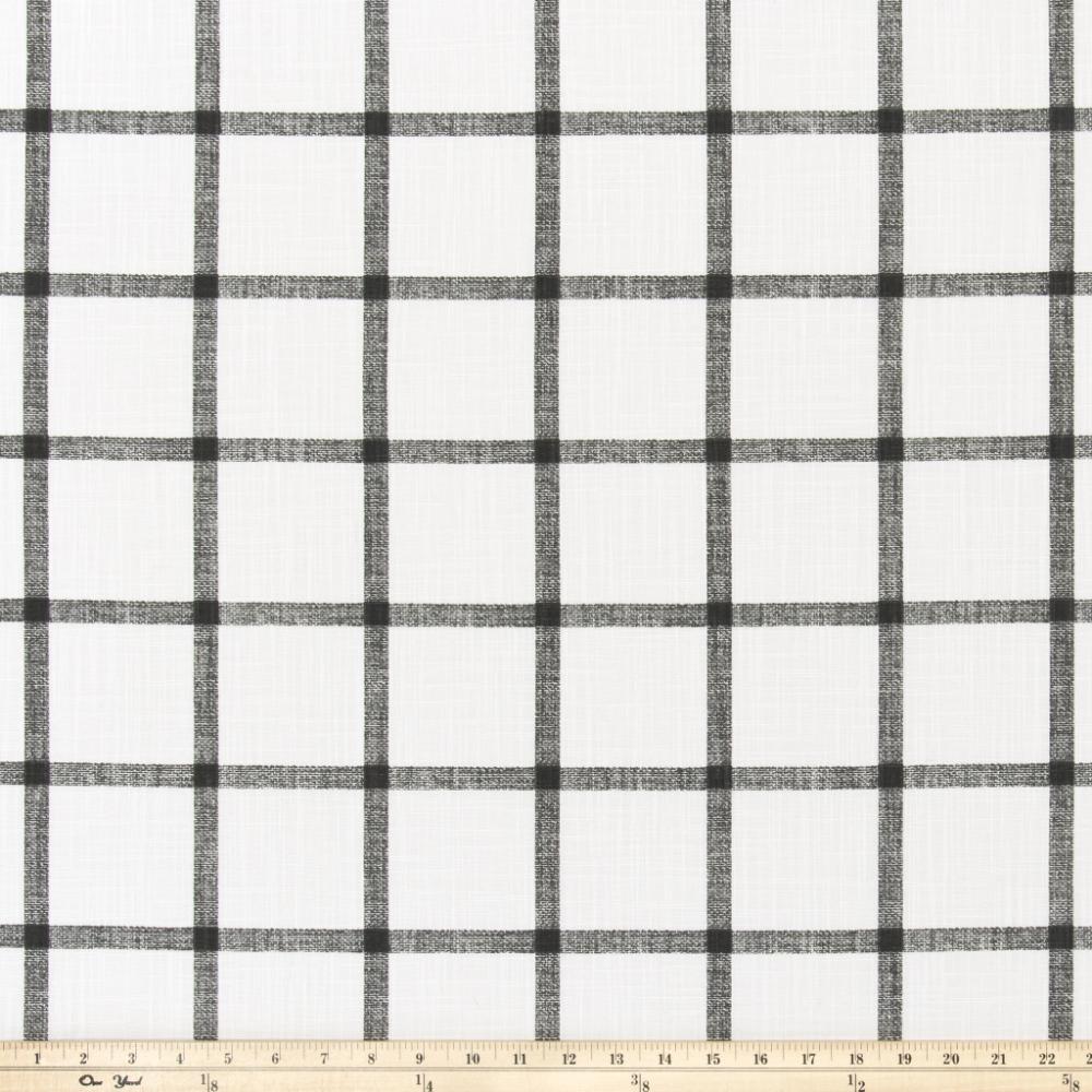 Aaron Ink Slub Canvas Fabric By Premier Prints Canvas Fabric Premier Prints Screen Printed Fabric