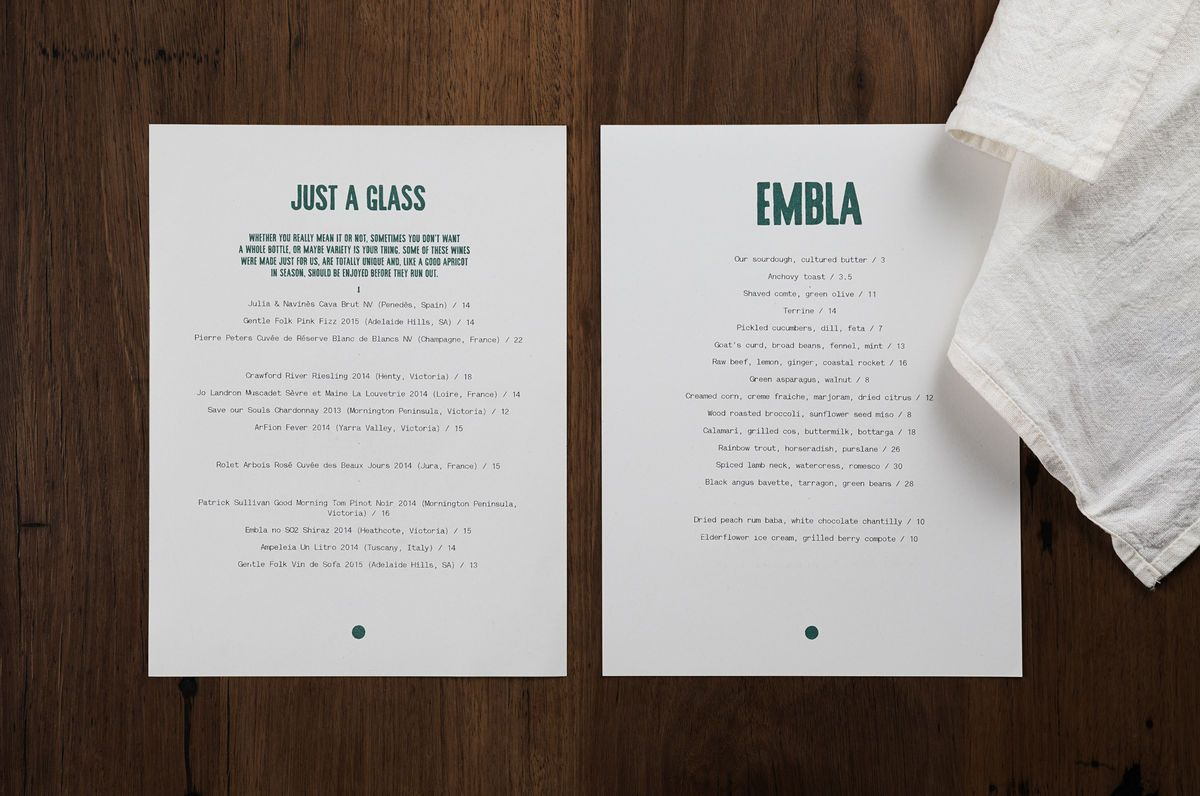 Embla Design By A Friend Of Mine Design Studio Photography By