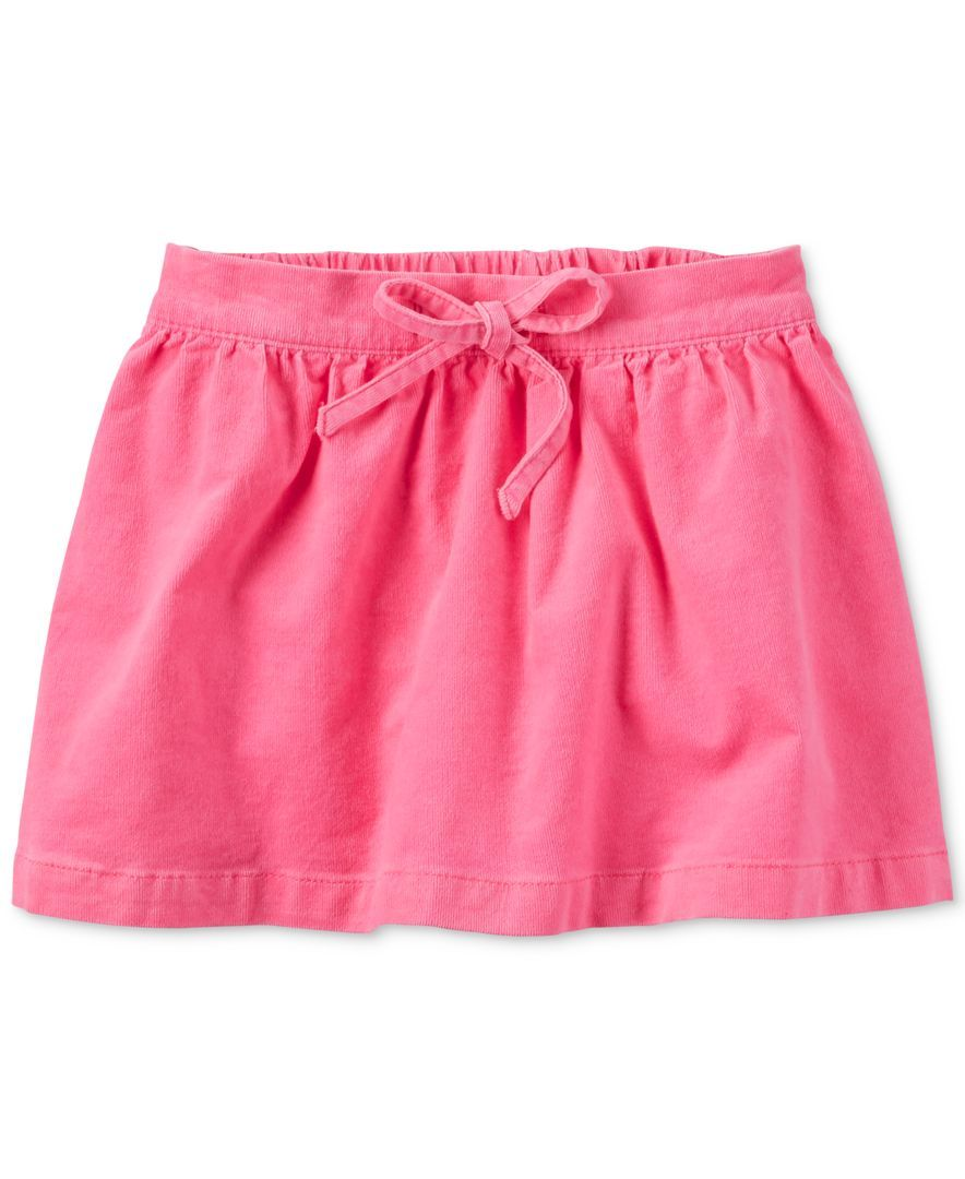 Carters Corduroy Skort 5t Red