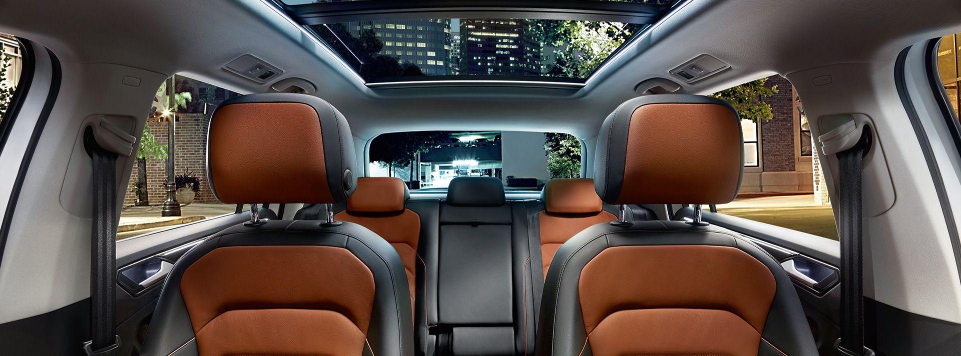 Volkswagen nouveau Tiguan intérieur