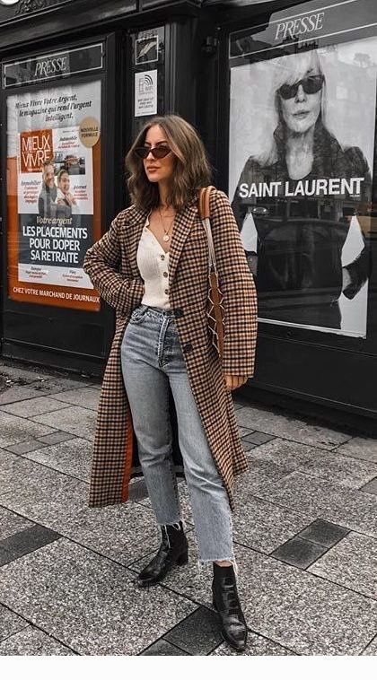 Spring Outfits Casual Street Styles