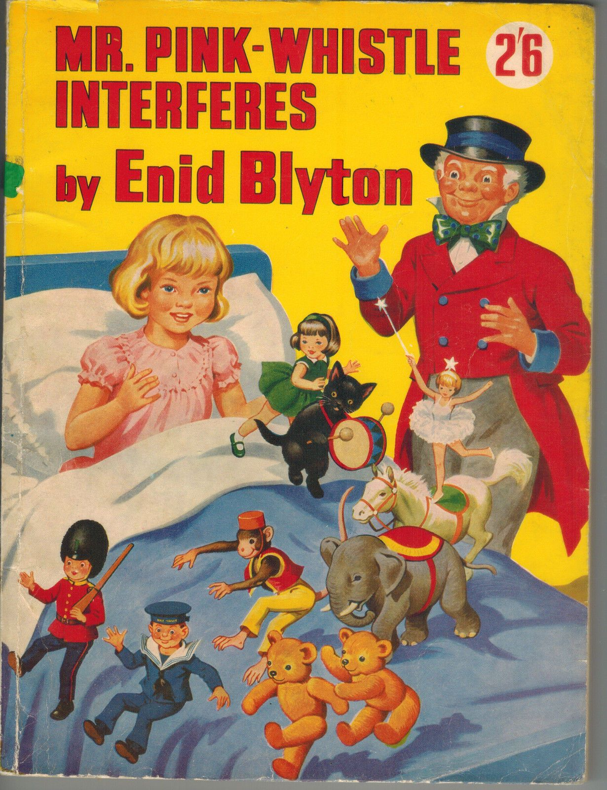 Mr Pink Whistle Interferes Illus By Dorothy Wheeler 1967 Ebay Enid Blyton Mystery Of The Vanished Prince I Remember Pinkwhistle Books Gosh This Does Bring Back Memories