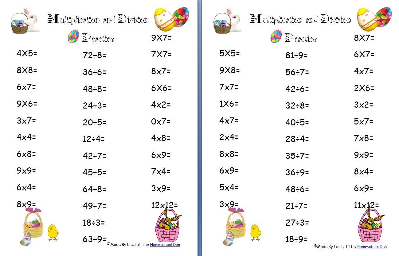 46 Innovative Multiplication Worksheets For You S