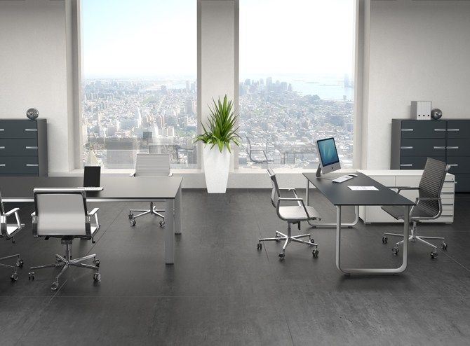 ELLY Sectional office desk by TECNITALIA : sectional office desk - Sectionals, Sofas & Couches