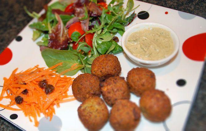 Falafel Food Egyptian Food Vegetarian