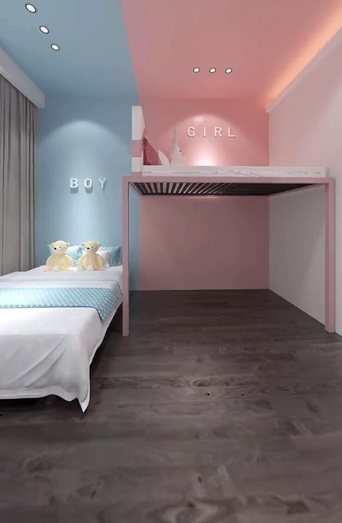 +20 Bedroom Design Ideas For Kids